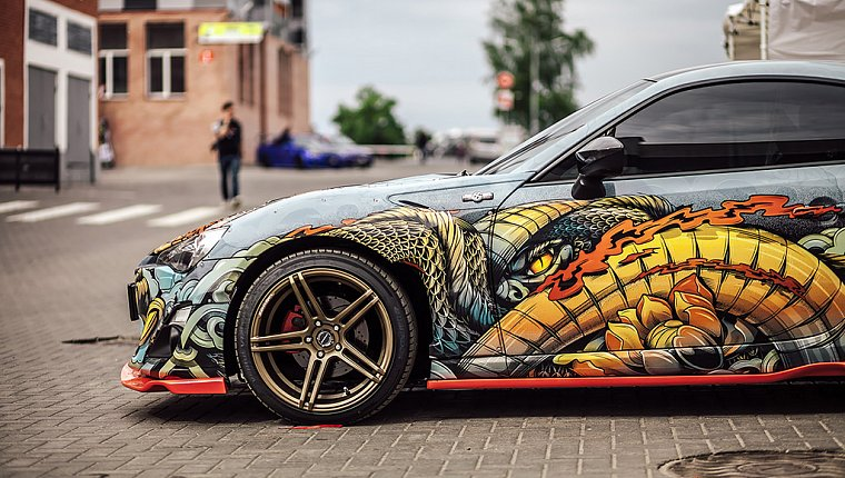 VIII Национальная Премия  Tuning Car Awards